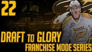 NHL 17 - Draft To Glory Franchise Mode #22