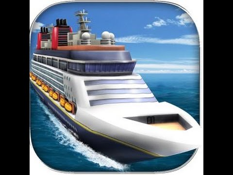Cruise Ship 3D Simulator APK Cover