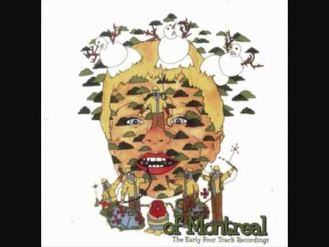 Of Montreal - Dirty Dustin Hoffman Needs A Bath