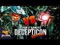 Transformers: Shockwave Vs Nitro Zeus (Decepticon Battle)