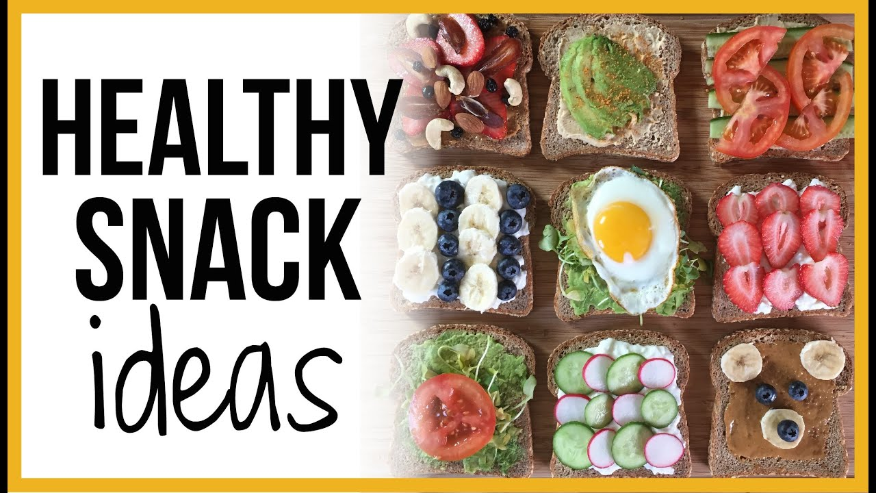 Healthy Avocado Snacks Healthy Snack Ideas Avocado