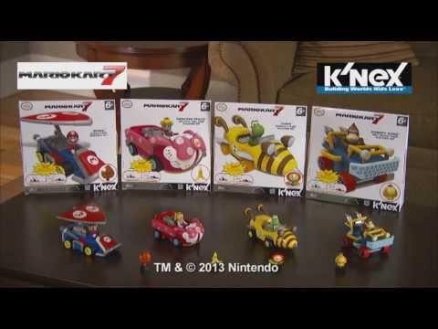 Mario Kart 7: Kart Assortment Series #1