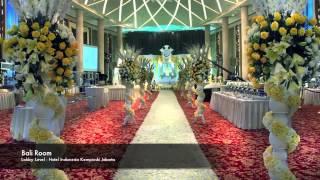 Download Lagu Dream Weddings at Hotel Indonesia Kempinski Jakarta Gratis STAFABAND