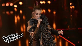 "Maja Kapłon - ""Plaża nad Wisłą"" - Live 3 - The Voice of Poland 8"
