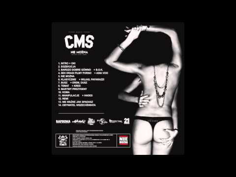 Cms - Seks, Dragi, Filmy Porno (ft. Asia Voo) (prod. Robak) 2012 video