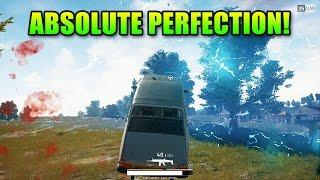 Absolute Perfection! PU Battlegrounds