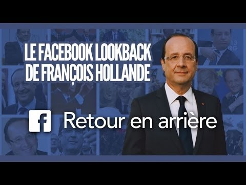 François Hollande - vidéo 10 ans Facebook (Parodie)