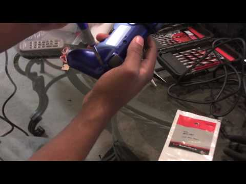 How to Rapid Fire Mod PS3 Controller Part 1.mov