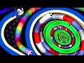 FASTEST / QUICKEST SNAKE EVER!! - Slither.io New Skin Mod / Hack Sonic Gameplay - Massive Traps!!