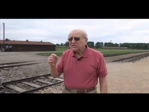 Holocaust Survivor Irving Roth Revisits Auschwitz