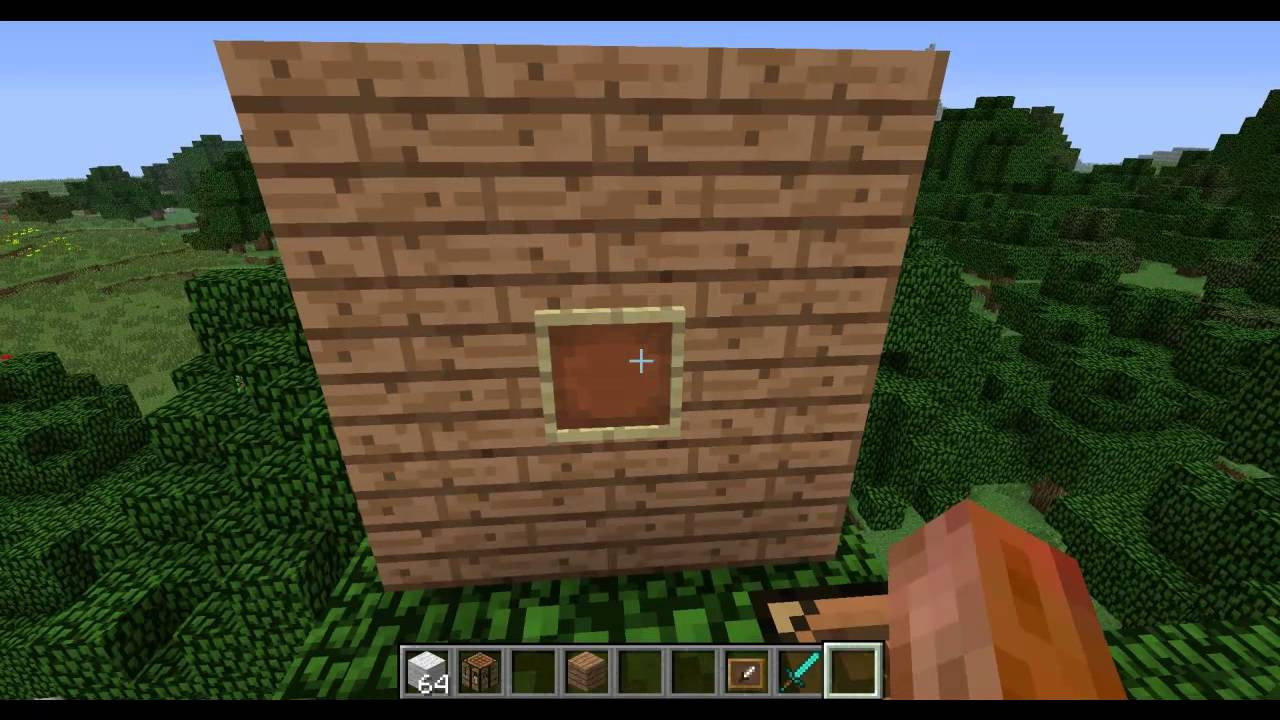 Old Fashioned Minecraft How To Make A Item Frame Pictures - Framed ...