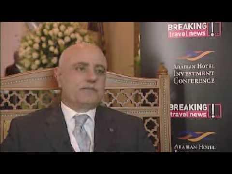 Selim El-Zyr, CEO, Rotana Hotels @ AHIC 2009