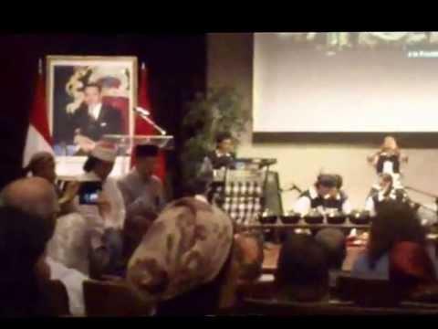 Music video cak nun & kyai kanjeng di rabat, maroko - Part I - - Music Video Muzikoo
