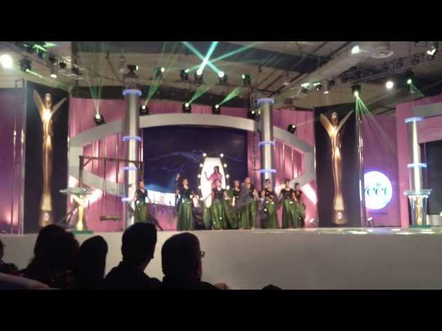 Mehwish Hayat performs at VCB2013