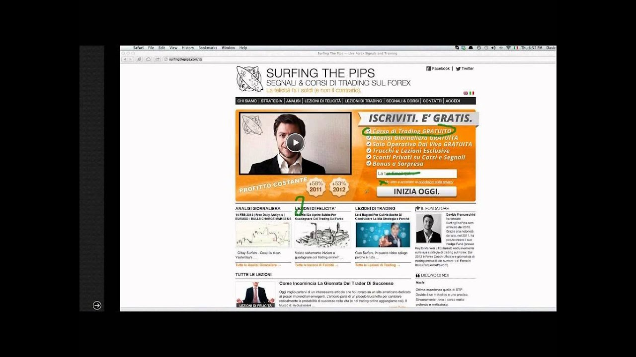 Forex 21 review