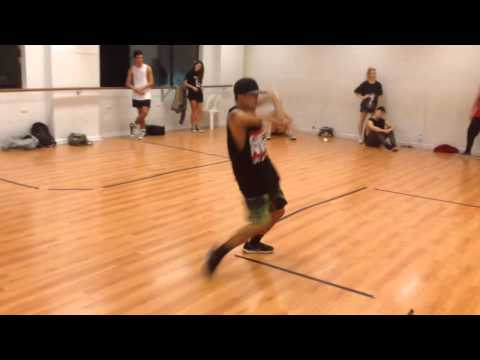 Phresh Out The Runway Rihanna - Marko Panzic Choreography