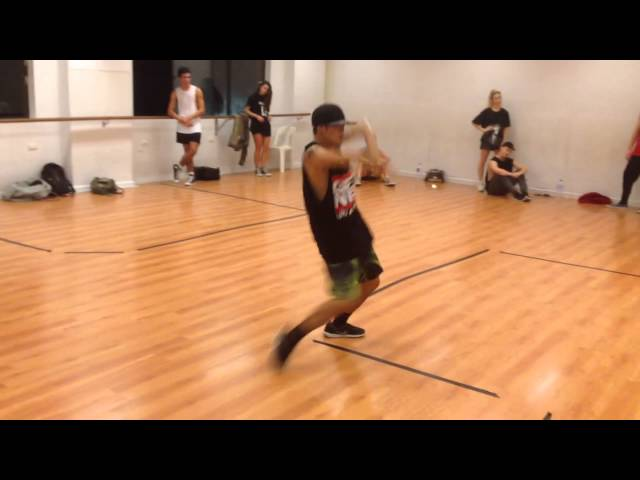 Phresh Out The Runway Rihanna - Marko Panzic Choreography