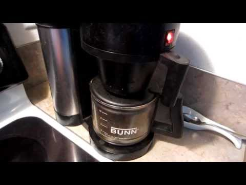 Repair A Leak In A Bunn Coffee Maker. How To Save Money And Do It Yourself!
