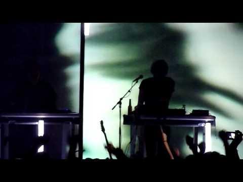 Moderat - Seamonkey (live @ Pukkelpop 2009)
