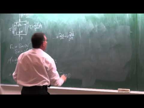 Lecture 27 (2013). 9.1 Natural convection