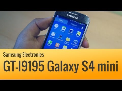 Test: Samsung GT-I9195 Galaxy S4 mini   BestBoyZ