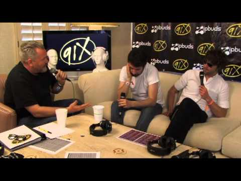 Japandroids Interview @ Coachella 2013