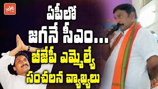 BJP MLA Vishnu Kumar Raju Sensational Comments On AP Politics | YS Jagan | Chandrababu