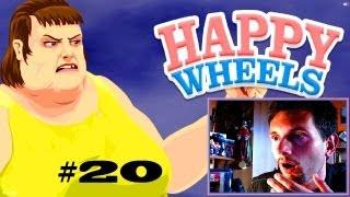 Happy Wheels #20 Rojo