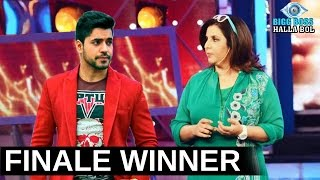 Bigg Boss Halla Bol WINNER Gautam Gulati GRAND FINALE | 31st January 2015 Episode