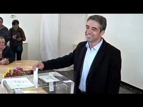 Bulgaria: el conservador Rosen Plevneliev elegido nuevo presidente