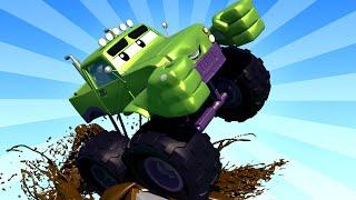 Biệt đội siêu anh hùng đặc biệt - Marley là Hulk - cửa hàng sơn của Tom 🎨 những bộ phim hoạt hình về