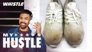 He TRANSFORMS Yeezys and Jordans | Sneaker Restoration CEO