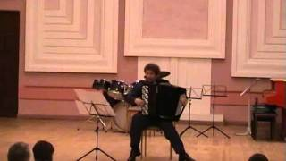 F.  Couperin, Passacaglia in B Minor, Sergey Naiko accordion