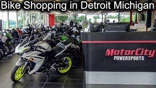 MotorCity PowerSports - Detroit Michigan - Vlog