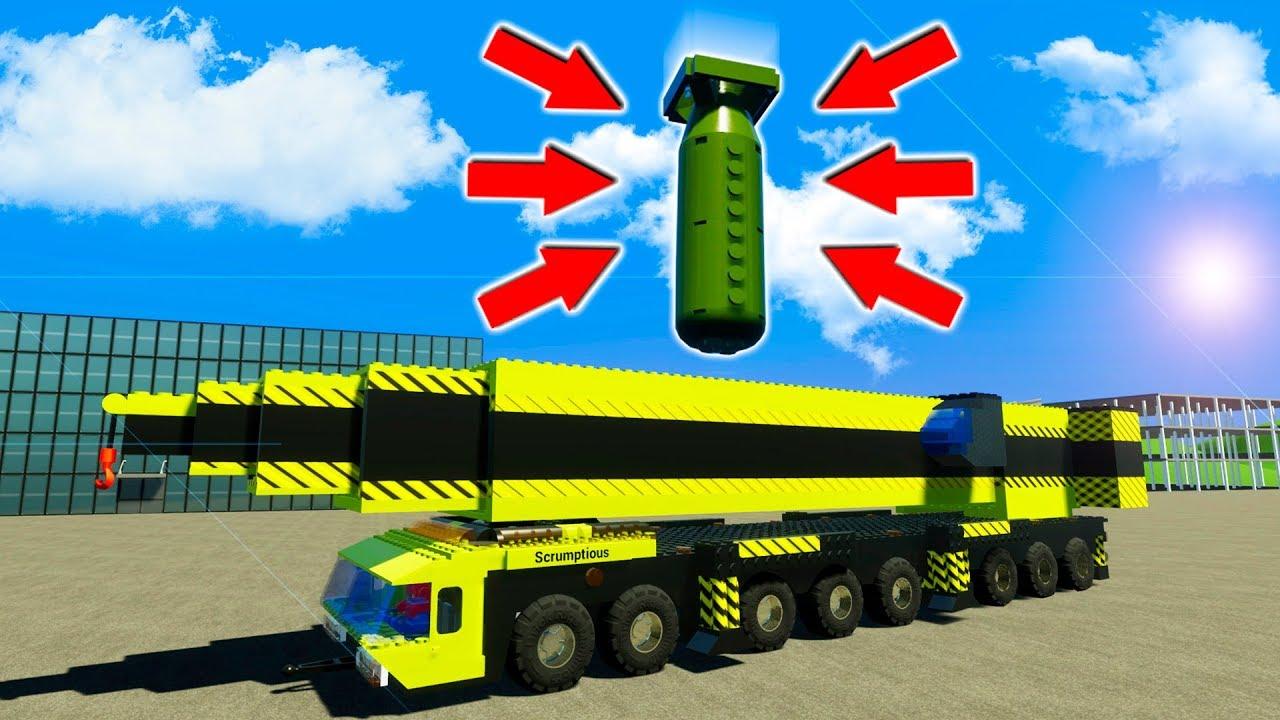 Lego atomic bomb