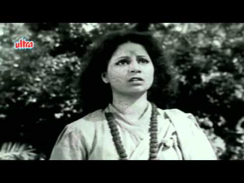 Kaise Rokoge Aise Toofan Ko - Geeta Dutt, Talat Mehmood, Anand Math Song video