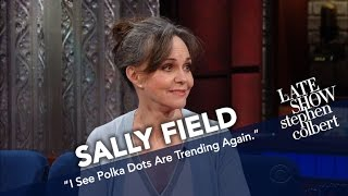 Sally Field Sees Parallels Between Today