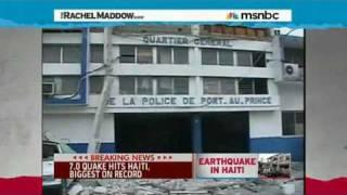 Earthquake Haiti - Terremoto Ad Haiti Caraibi 13-01-2010
