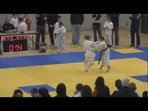 Kids from Fudoshin Judo Club at the All Ireland 2011 Judo Competition. (fights throws ippons)