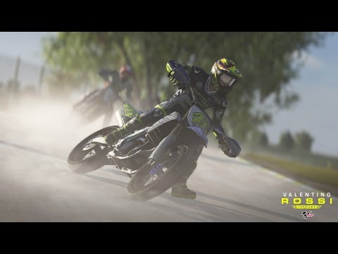 VALENTINO ROSSI THE GAME - DECOUVERTE