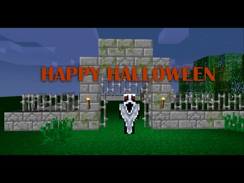 Monster School: Halloween (Minecraft Animation)
