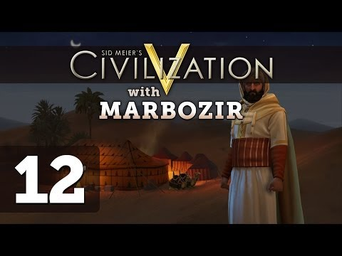 Civilization 5 Brave New World Deity Morocco Let's Play - Part 12