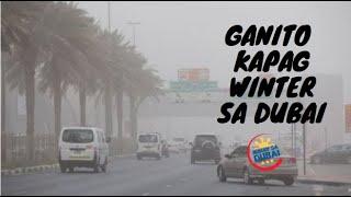 GANITO KAPAG WINTER SA DUBAI (vlog)