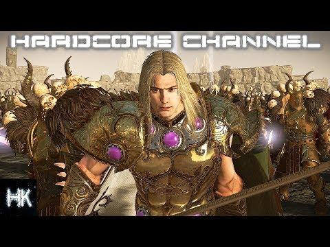 Total War Warhammer 2 - Империи Смертных прохождение Hardcore Хаос =19= Нежный убийца