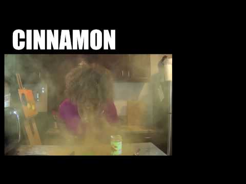 Cinnamon Tried To Kill Me -  Buy on iTunes - Music Lyric Video - GloZell