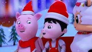 chuông leng keng bài hát giáng sinh cho trẻ em Jingle Bell Christmas Song For Kids Xmas Song