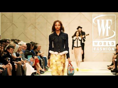 Burberry Prorsum Spring-Summer 2015 London Fashion Week