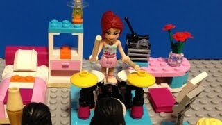 LEGO Friends Stop Motion - Mia
