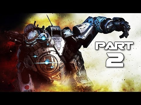 Titanfall Gameplay Walkthrough Part 2 – The Colony – Campaign Mission 2 (XBOX ONE)