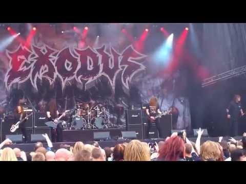 Exodus - Children Of A Worthless God Live @ Tuska Open Air, Helsinki 26.6.2015